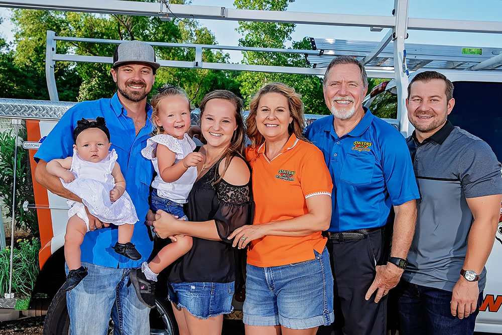 The Stallons Family | Stallons Air Conditioning & Heating
